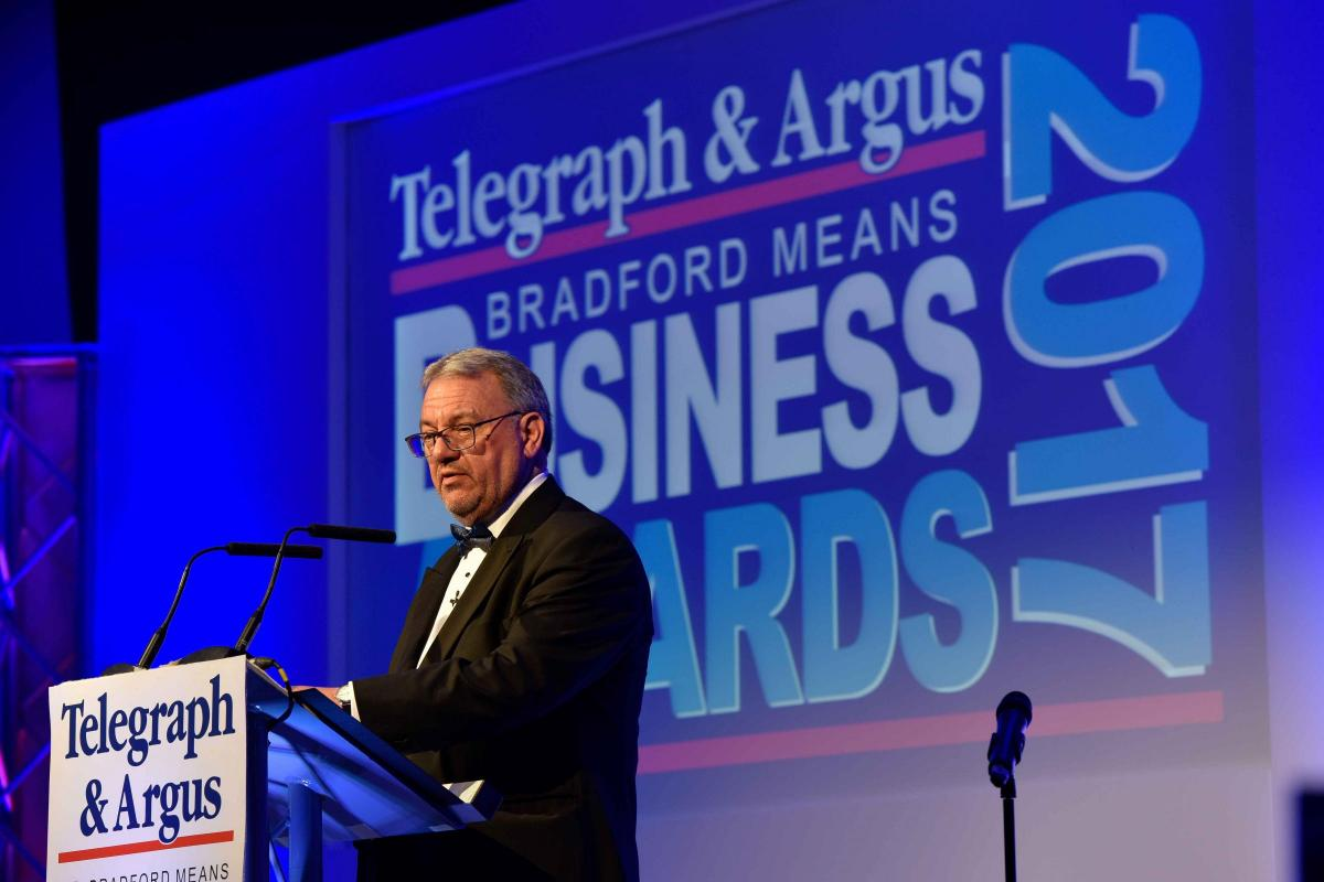 Bradford Means Business Awards 2017