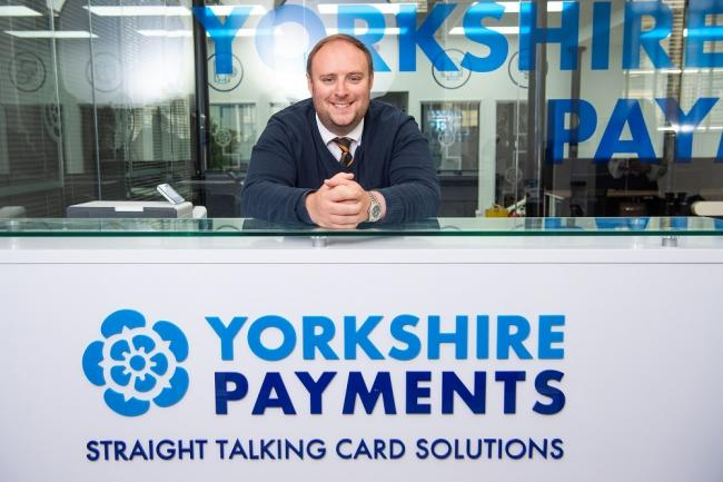 Brighouse firm Yorkshire Payments' plan to double turnover