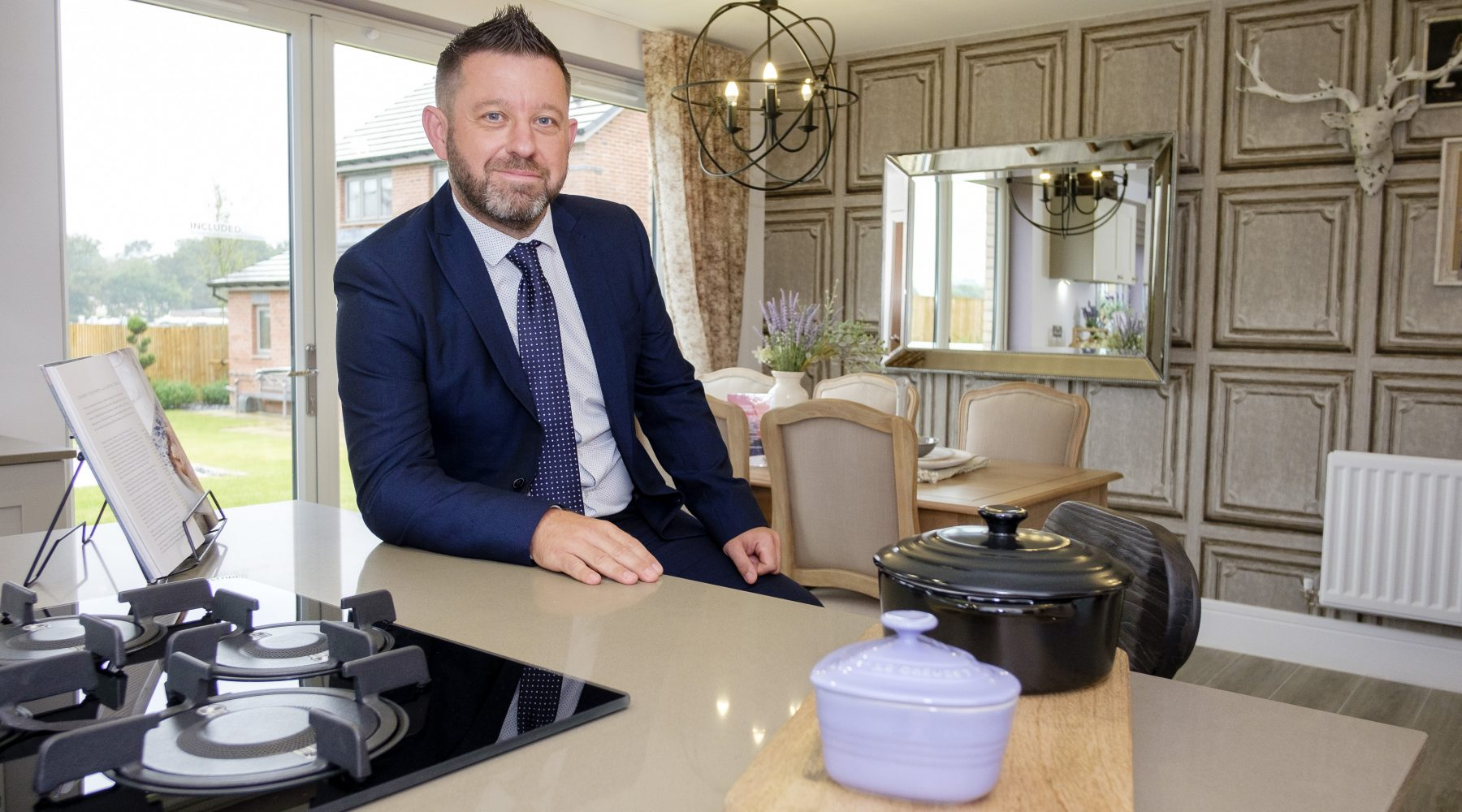 AVANT HOMES APPOINTS BRADFORD'S MARK PHELAN IN NEWLY…