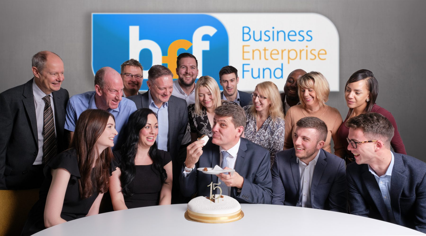 Social enterprise celebrates 15 years of lending with…