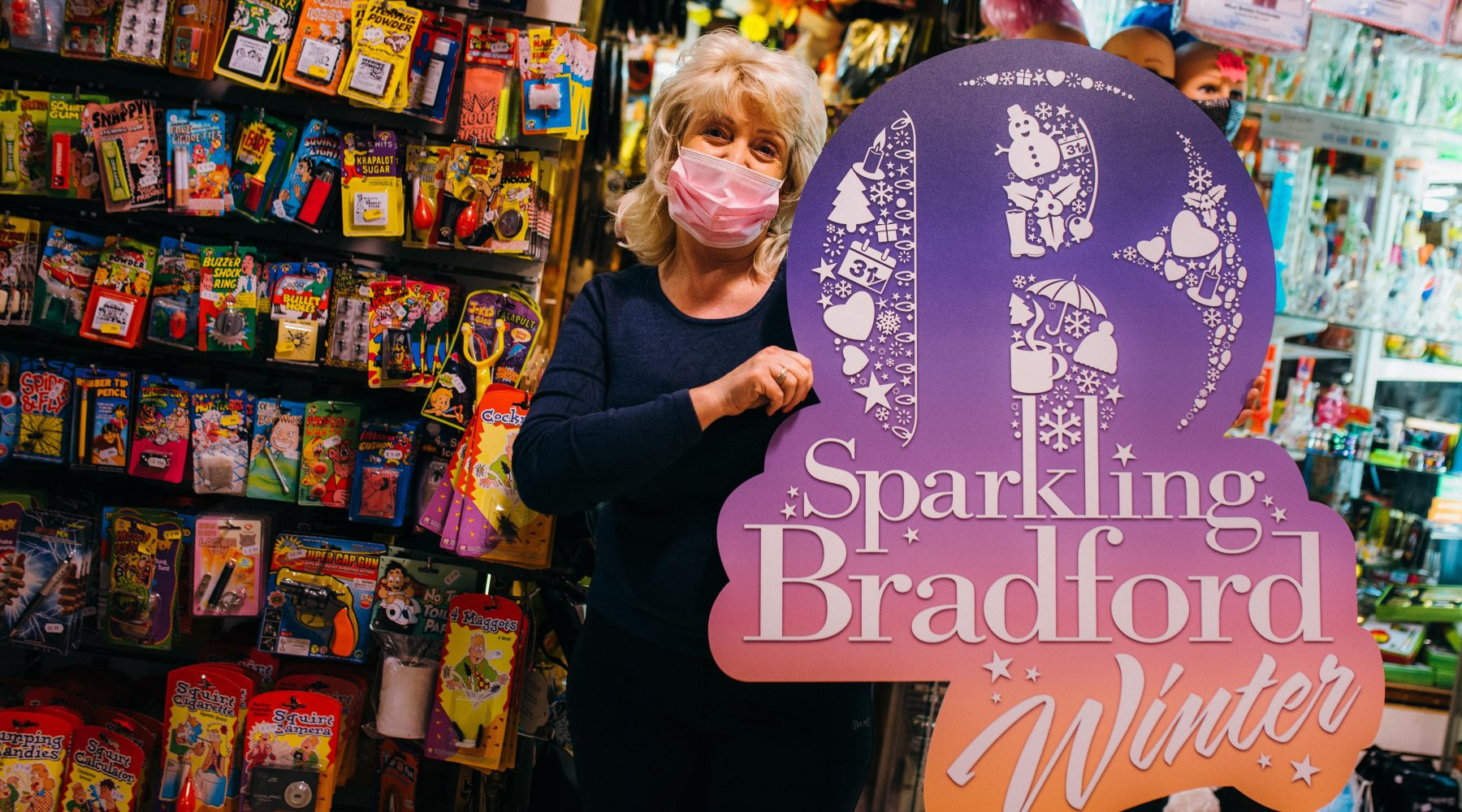 People of Bradford have a spring in their…