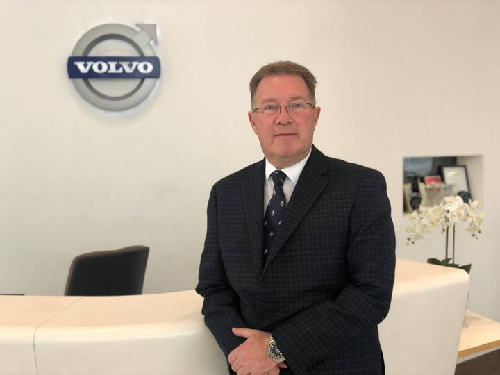 New Appointment at Clive Brook Volvo