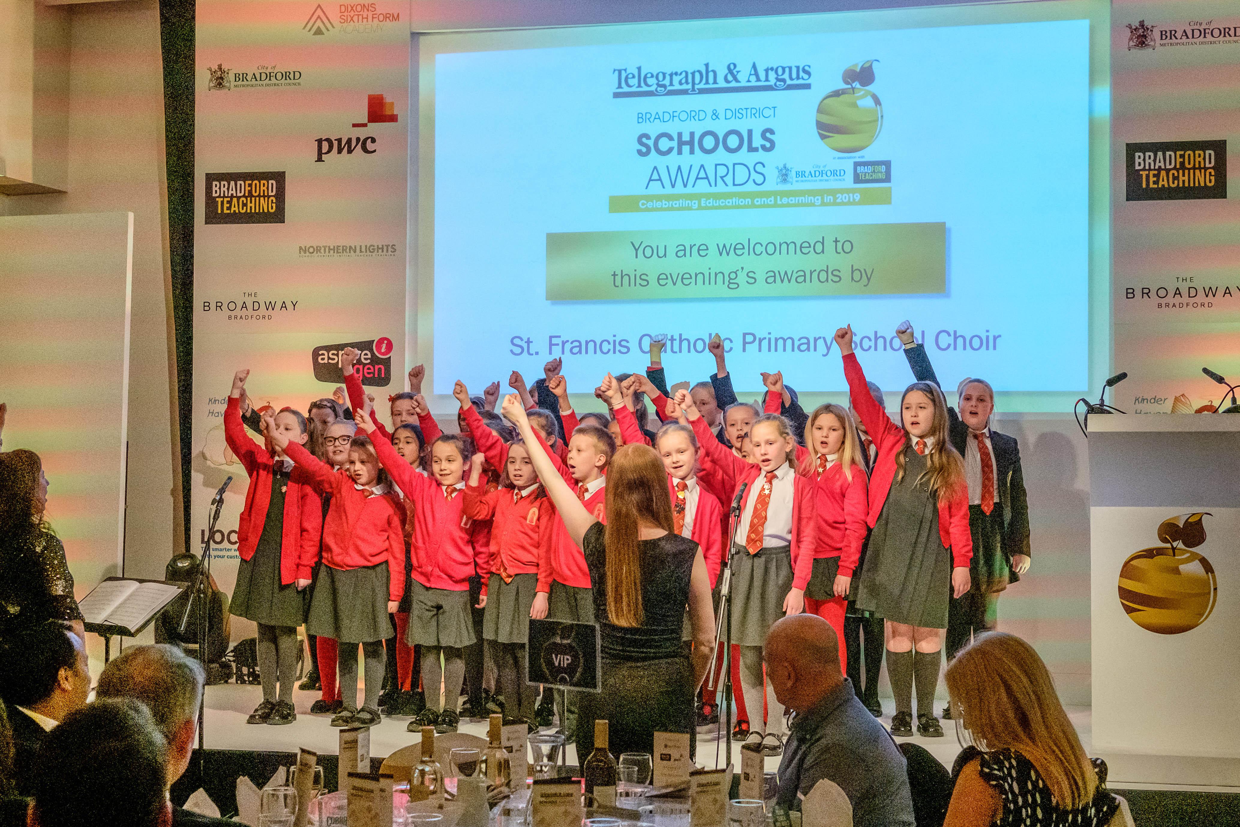 Schools Awards 2019