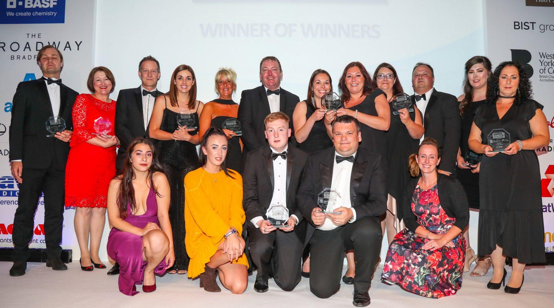 Bradford Means Business Awards 2018