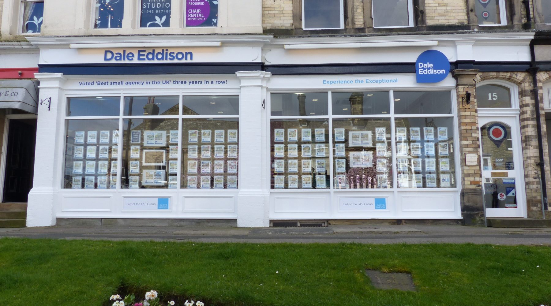 Dale Eddison reopens its four branches – whilst…