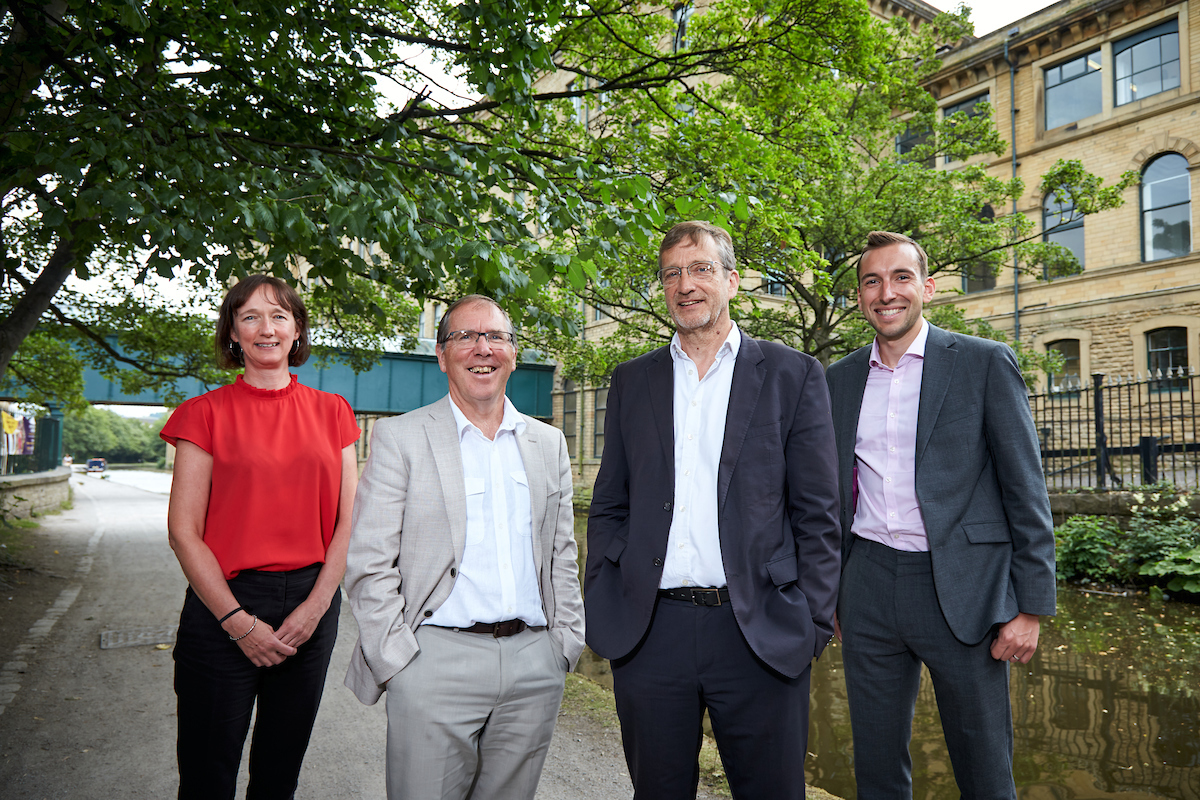 Saltaire firm receives £650,000 funding boost for patient…