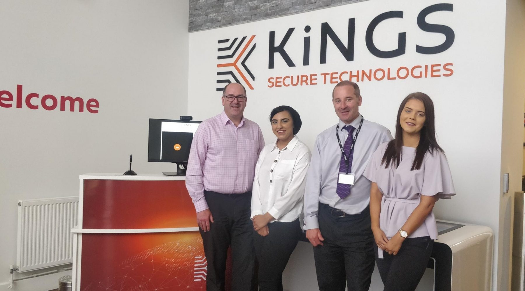 Bradford security firm Kings picks graduates
