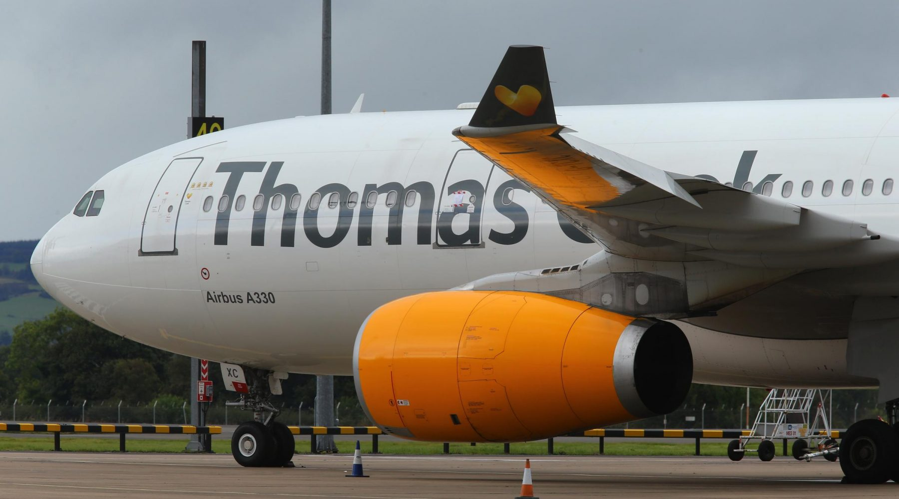 "Former Thomas Cook employees ""so glad"" to see…"