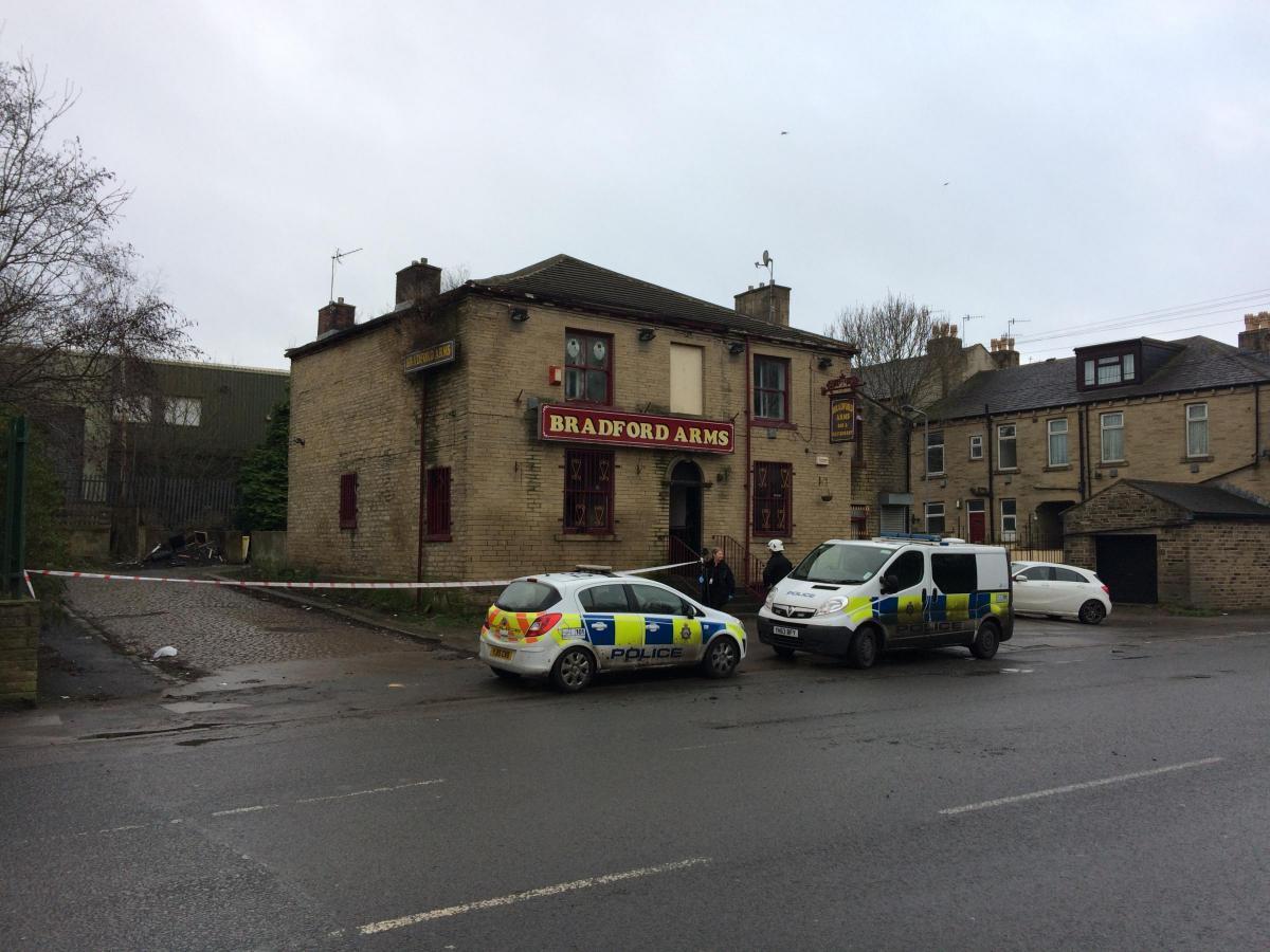 Councillors say demolishing former pub is 'a matter…