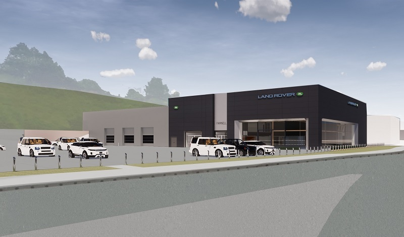 £2.4m refurbishment of Bradford car dealership begins