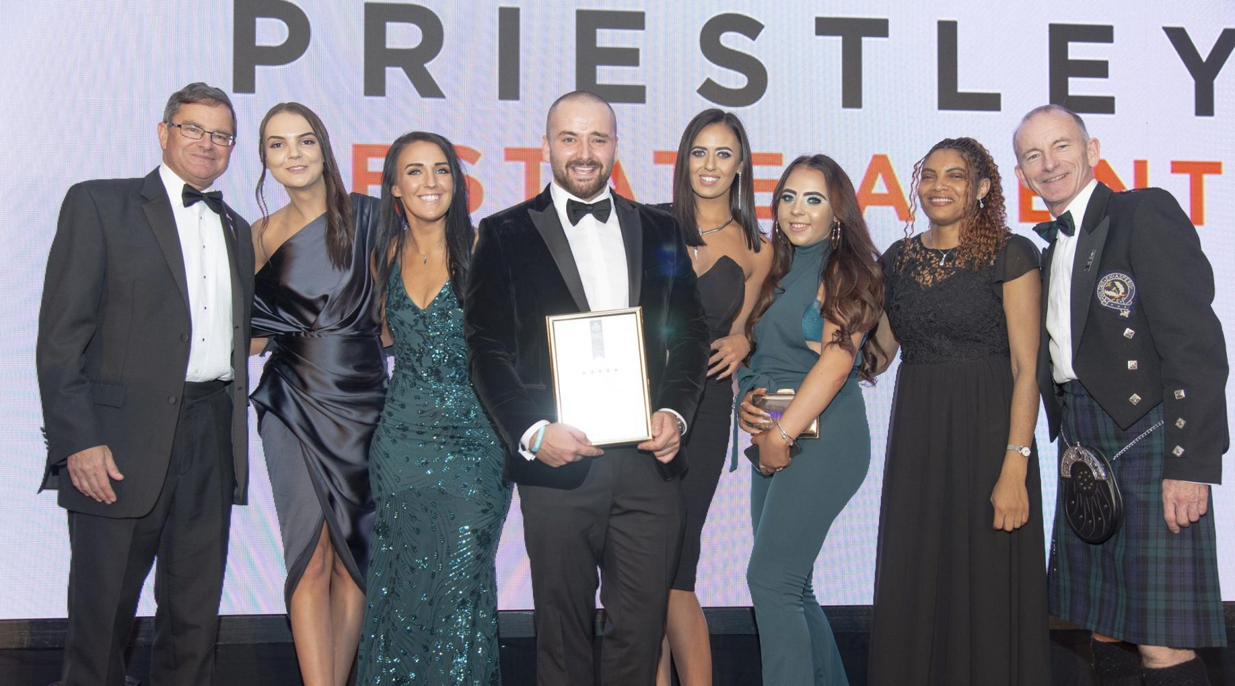 Bradford's Priestley's Estate Agents in awards hat-trick