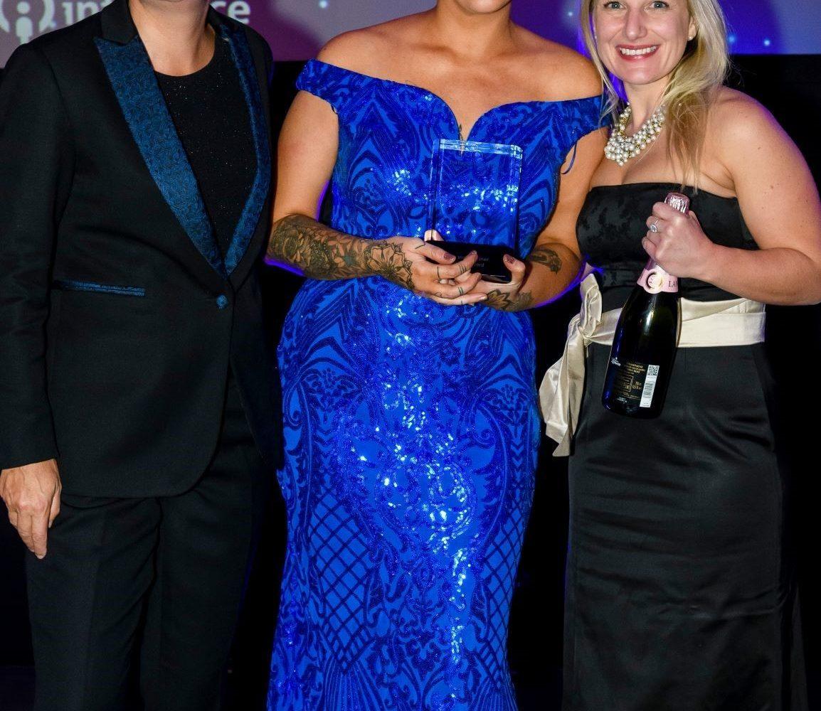 Bradford's Reannon wins national business award