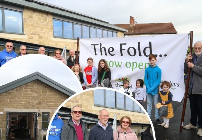 Pioneering eco building opens in Baildon after £800k…