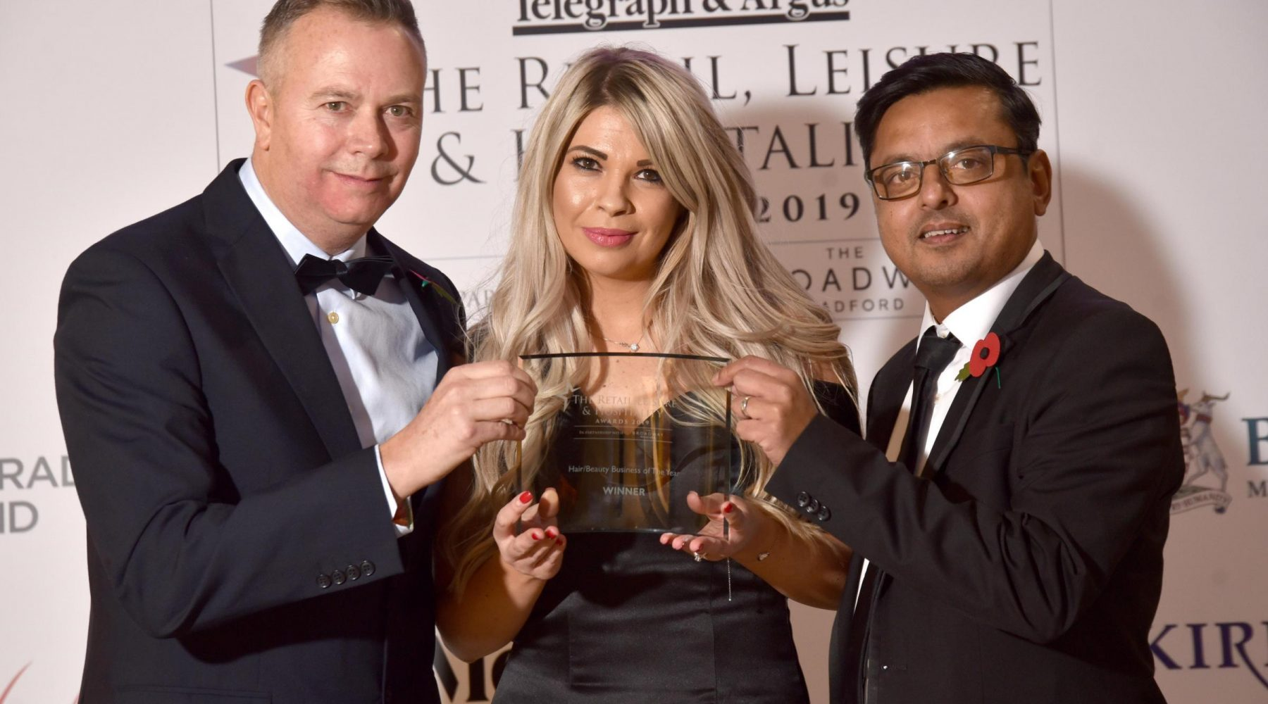 RETAIL, LEISURE & HOSPITALITY AWARDS: Hair and Beauty…