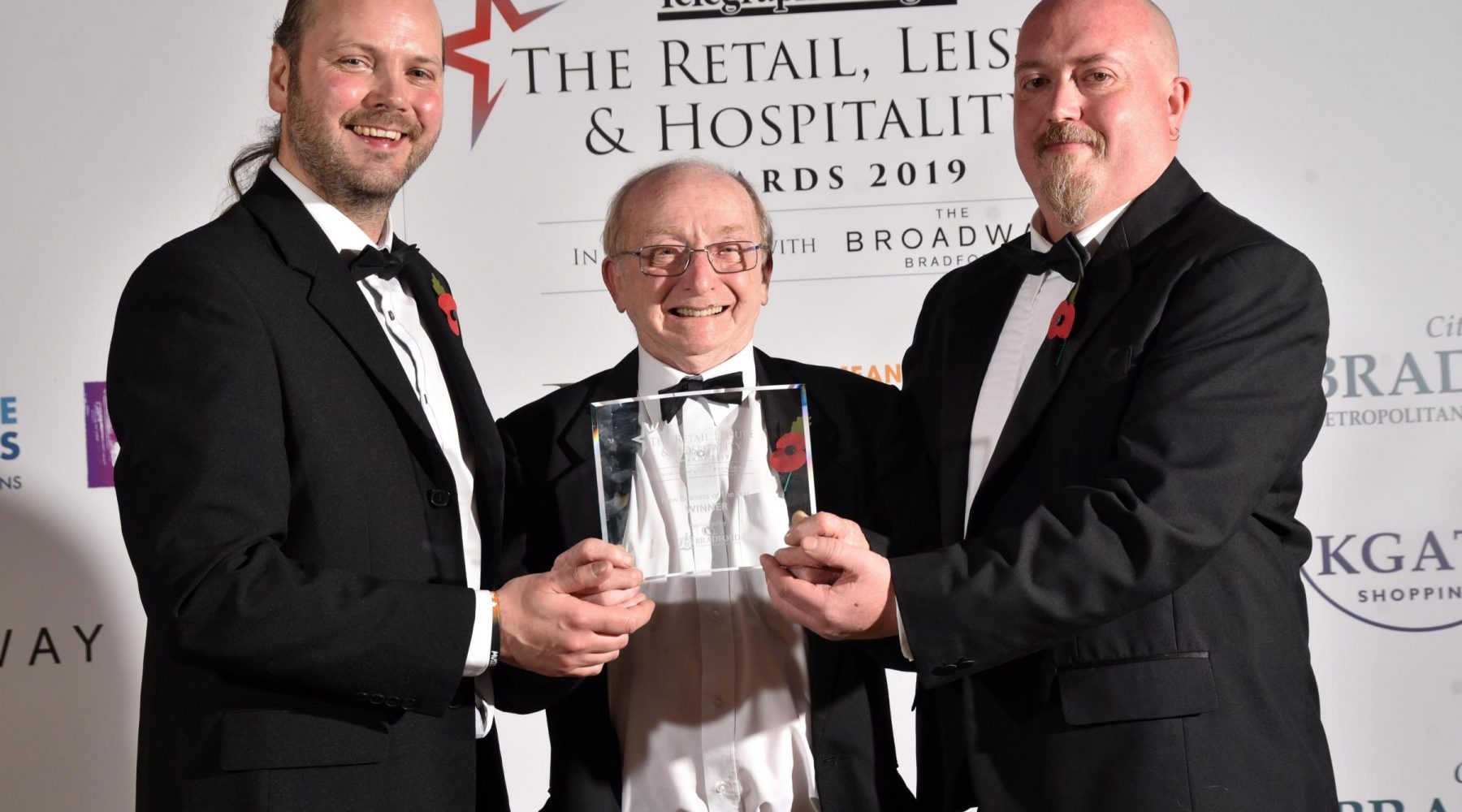RETAIL, LEISURE & HOSPITALITY AWARDS: New Business of…
