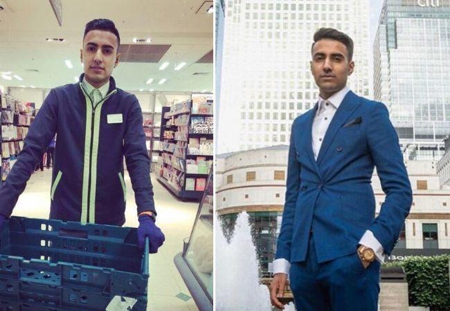 Bradford lad's journey from shelf stacker to international…