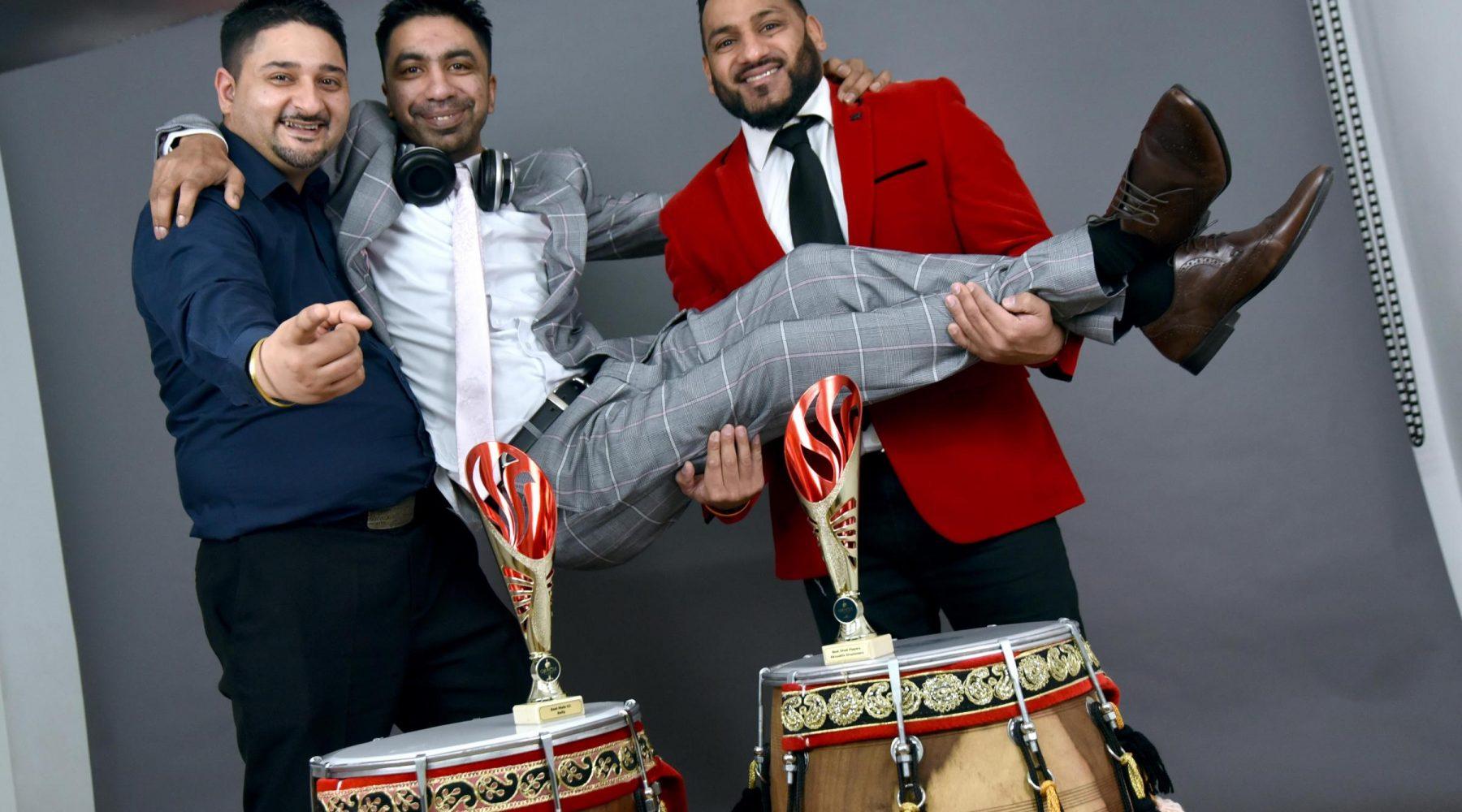 DJ Bally and Akoustix Drummers among Bradford winners…