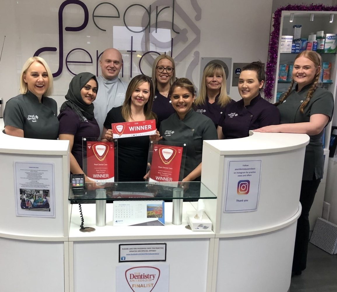 Local dental practice win two awards