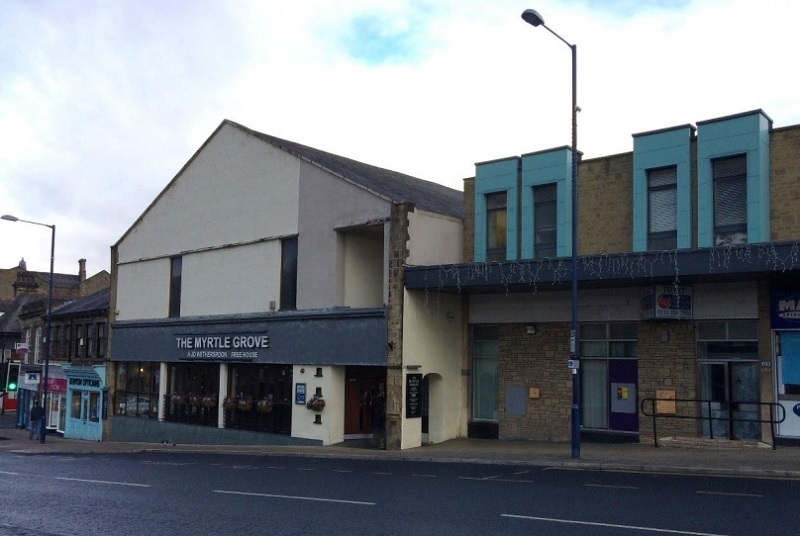 Four Wetherspoon pubs in Bradford cut prices to…