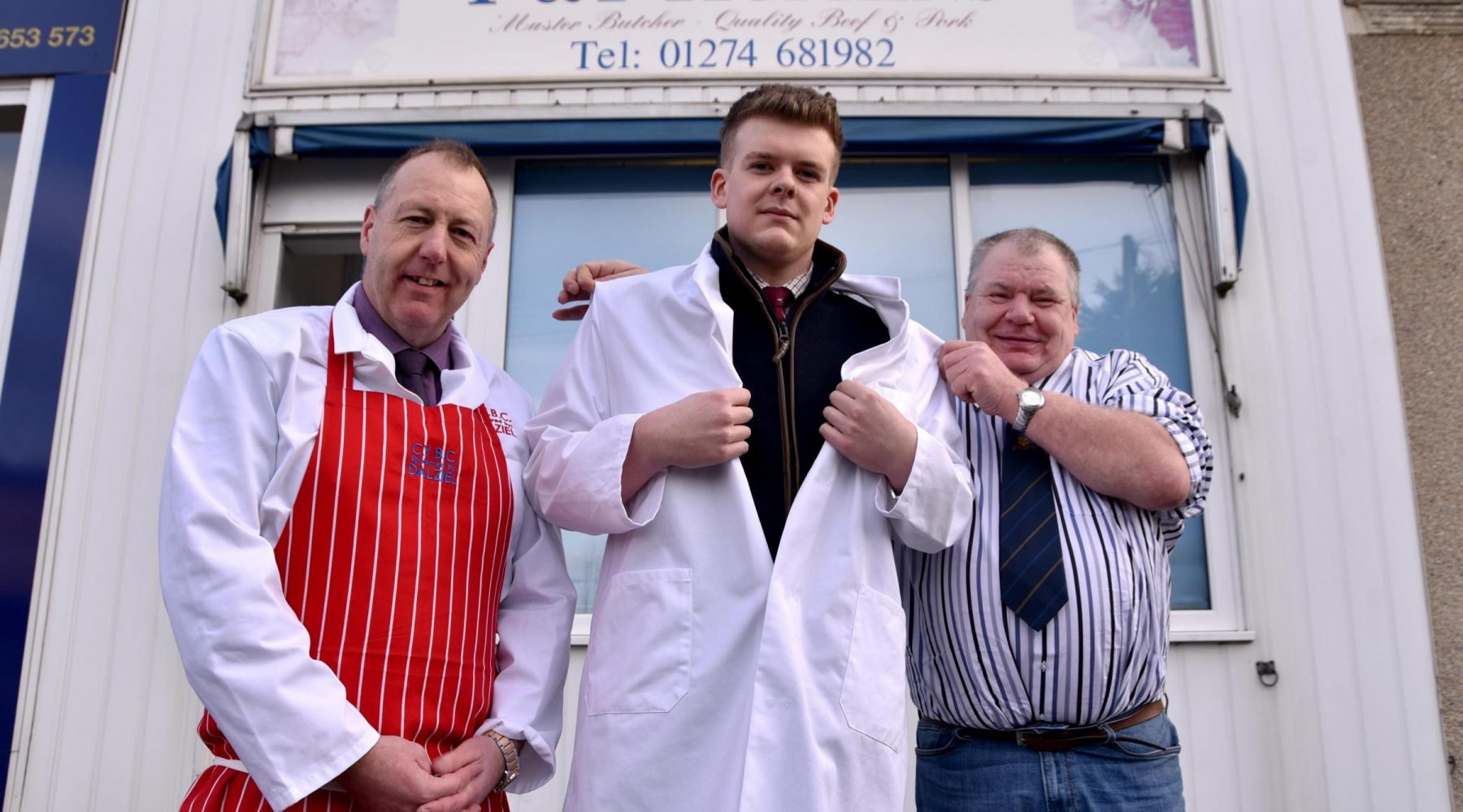 20-year-old to take on Birkenshaw butchers