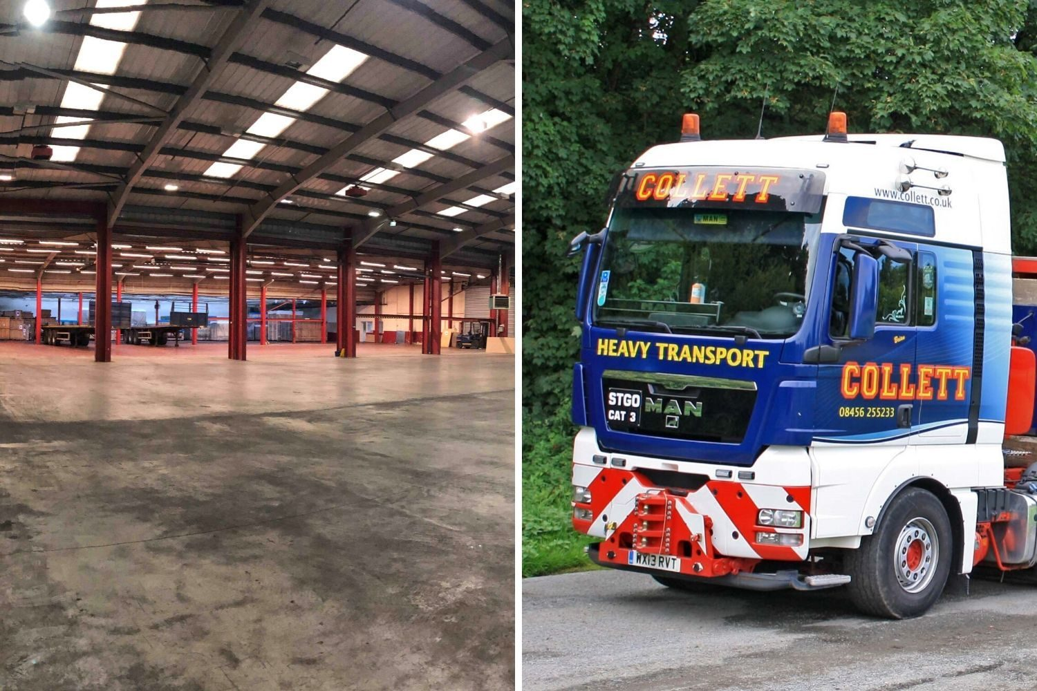 Specialist transport firm opens new depot in Bradford