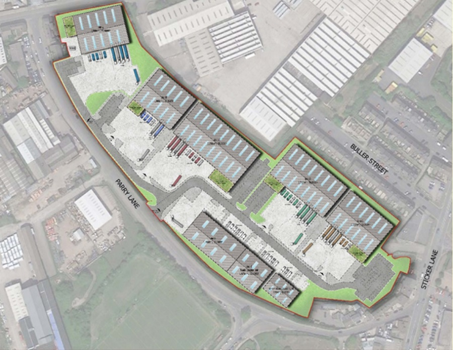Bradford enterprise zone funding approved