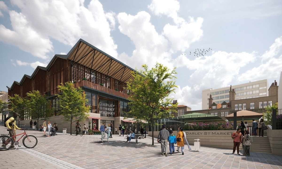 New market will have live music stage, late…