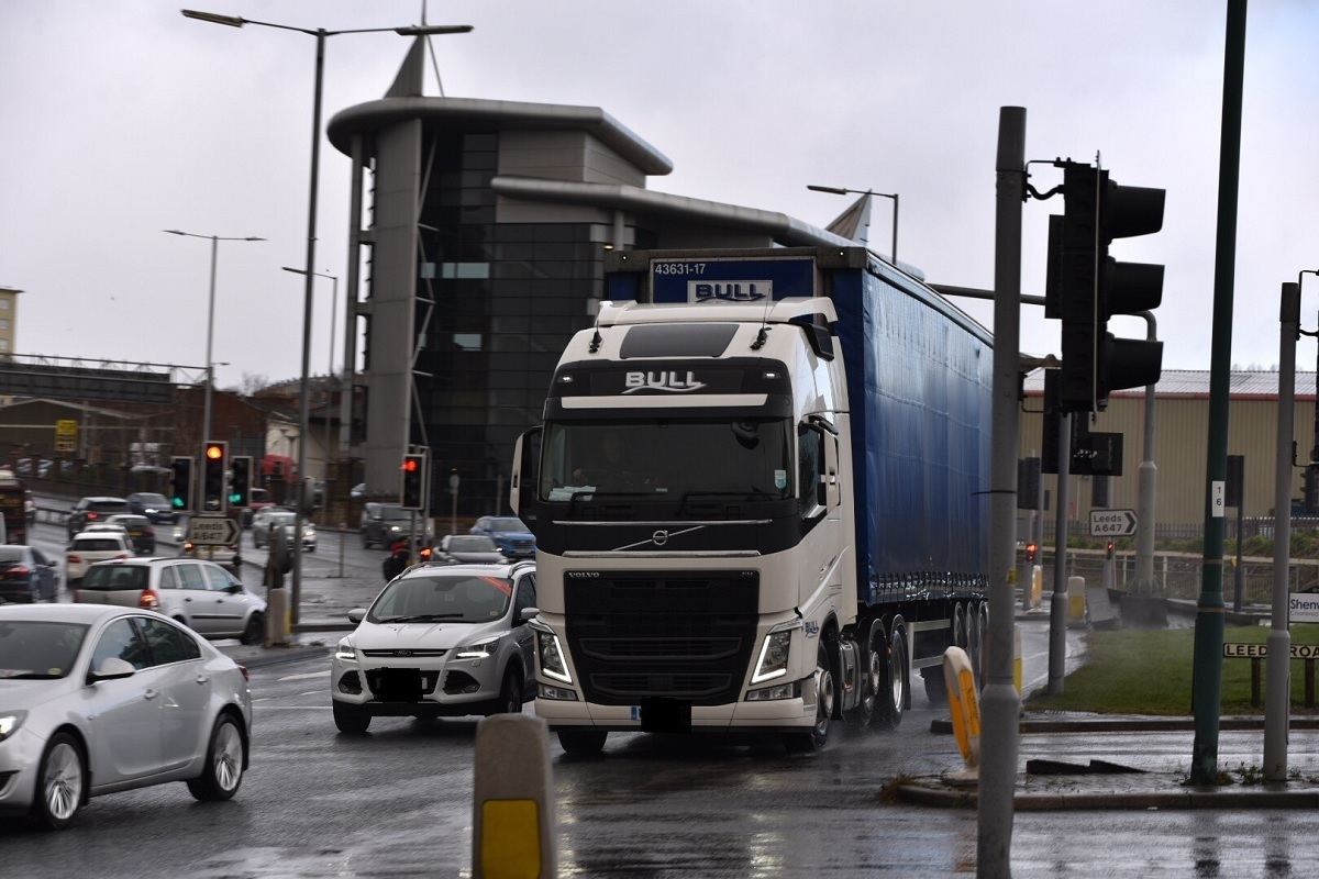 Bradford 'clean air zone' could see HGVs, buses…