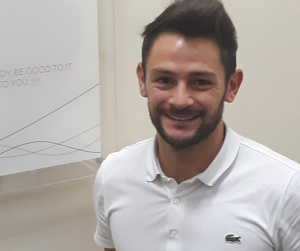 New physio joins company