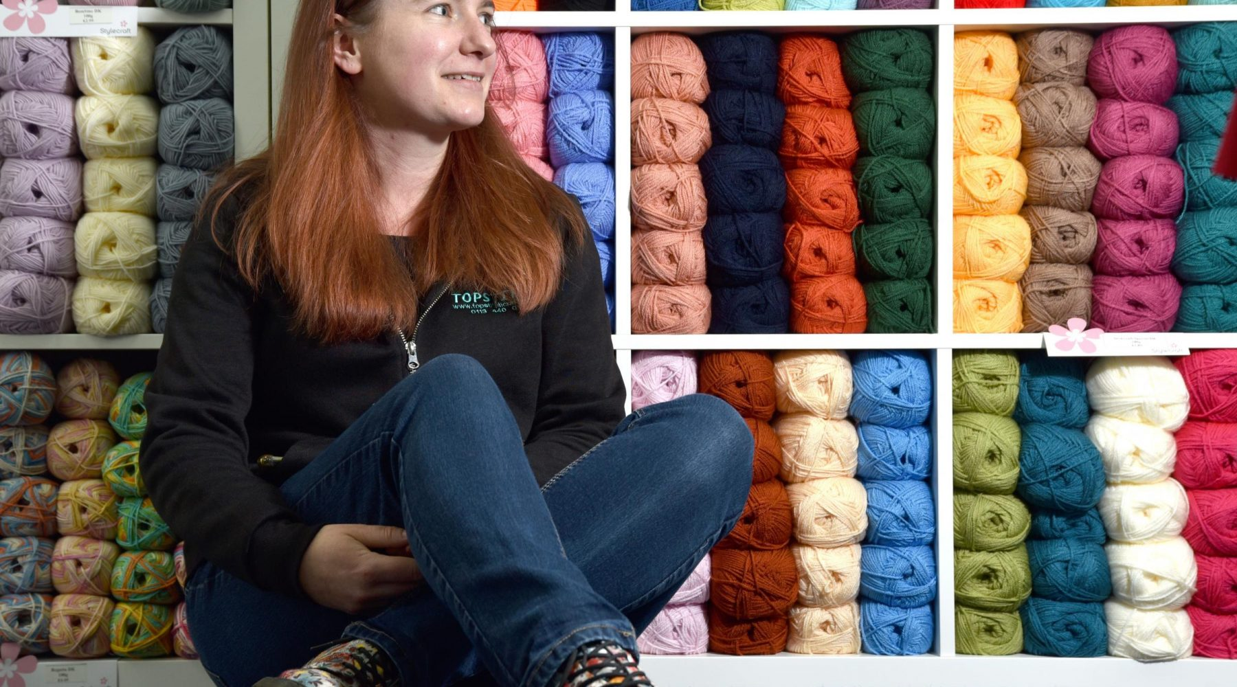 This new town centre shop is a knitter's…