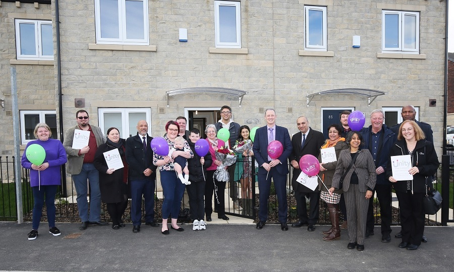 Affordable homes transform site once owned by Tesco
