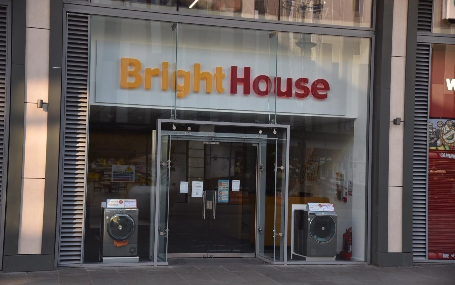 BrightHouse 'is close to collapse'