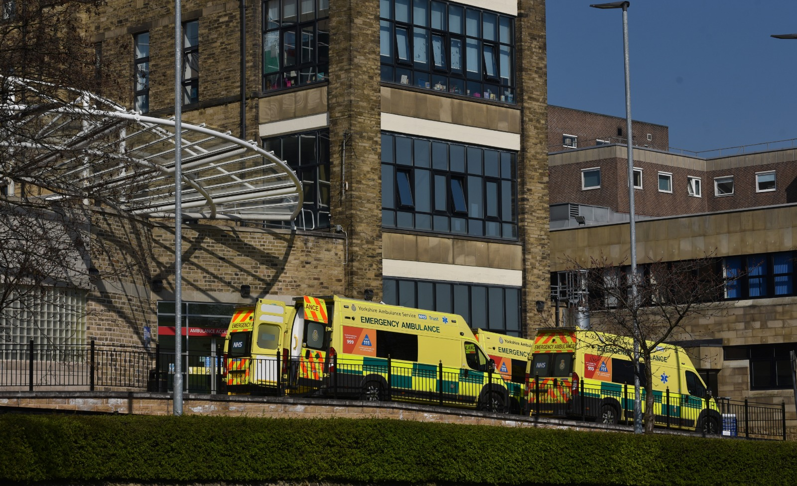 LIVE: All today's coronavirus news from Bradford and…
