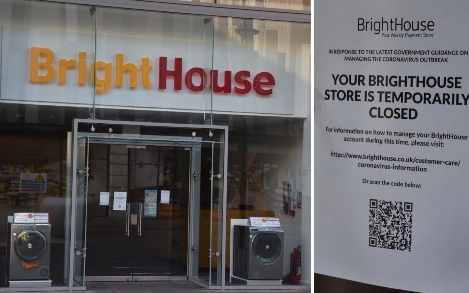 BrightHouse enters administration