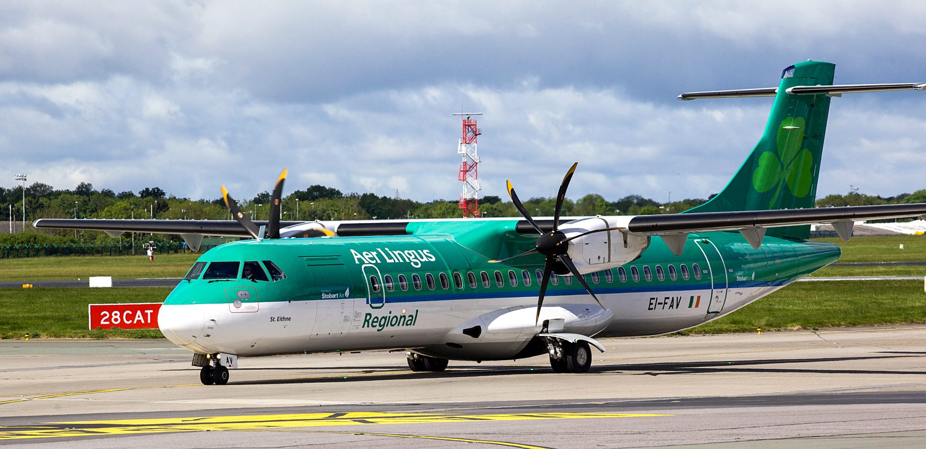 Aer Lingus to resume its Dublin route