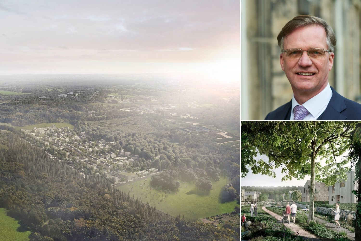 Could new sustainable housing model solve Yorkshire's housing…