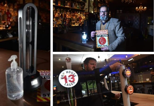 Bradford pubs prepare to pour their first post-lockdown…