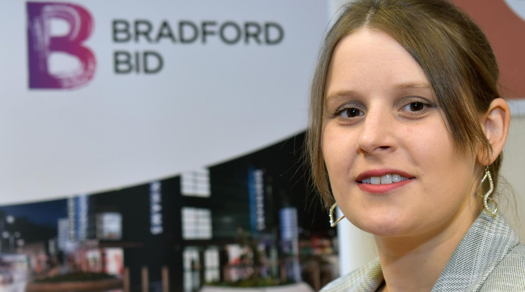 New role a 'huge step forward' for Bradford…