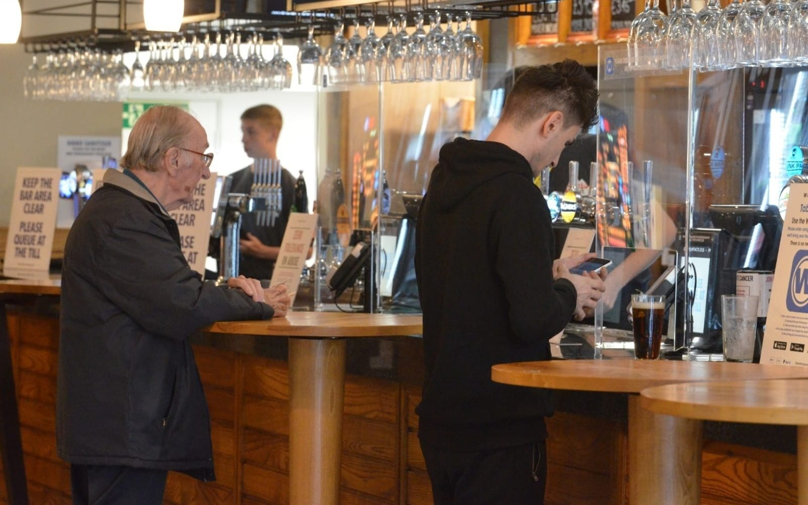 Wetherspoons to reduce prices at Bradford pubs after…