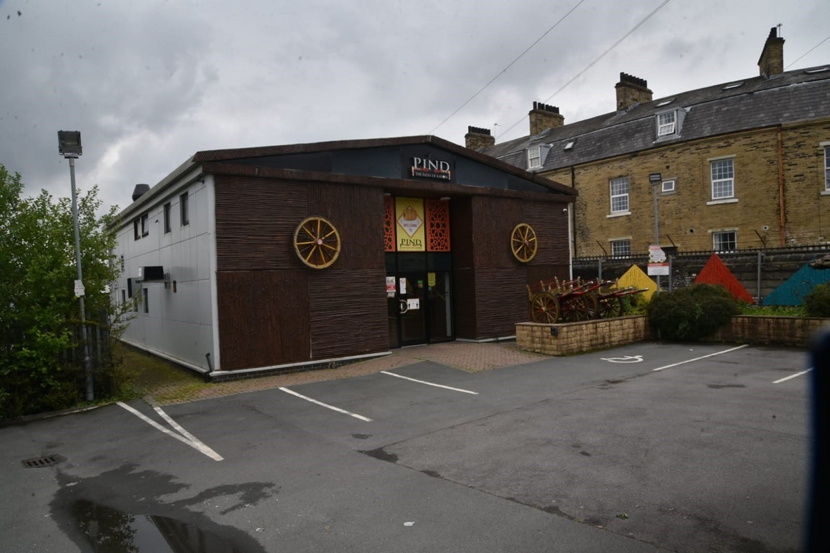 Restaurant's expansion plans are refused