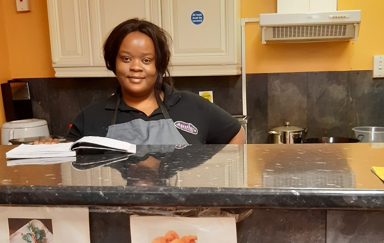 African cuisine now available in Oastler Market