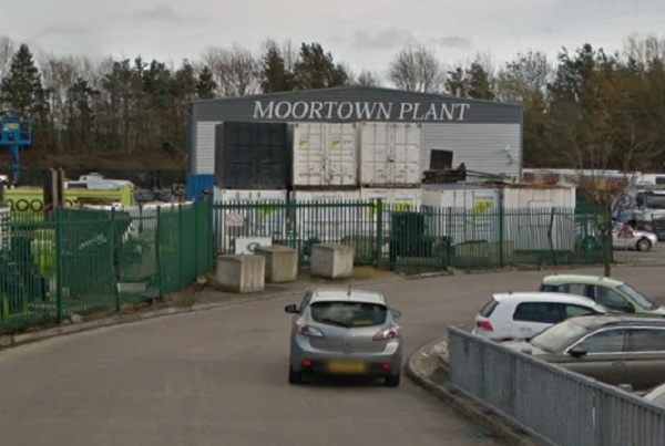 Construction firm submits plan to expand Bradford site