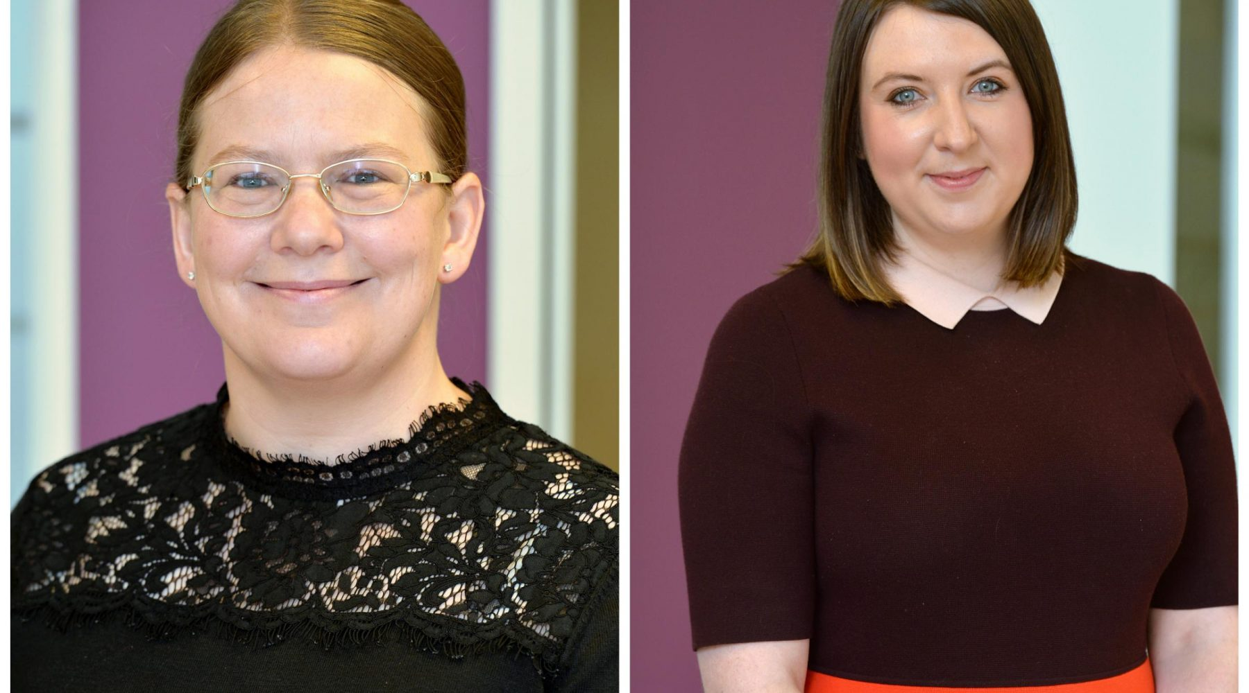 Law firm welcomes two new recruits