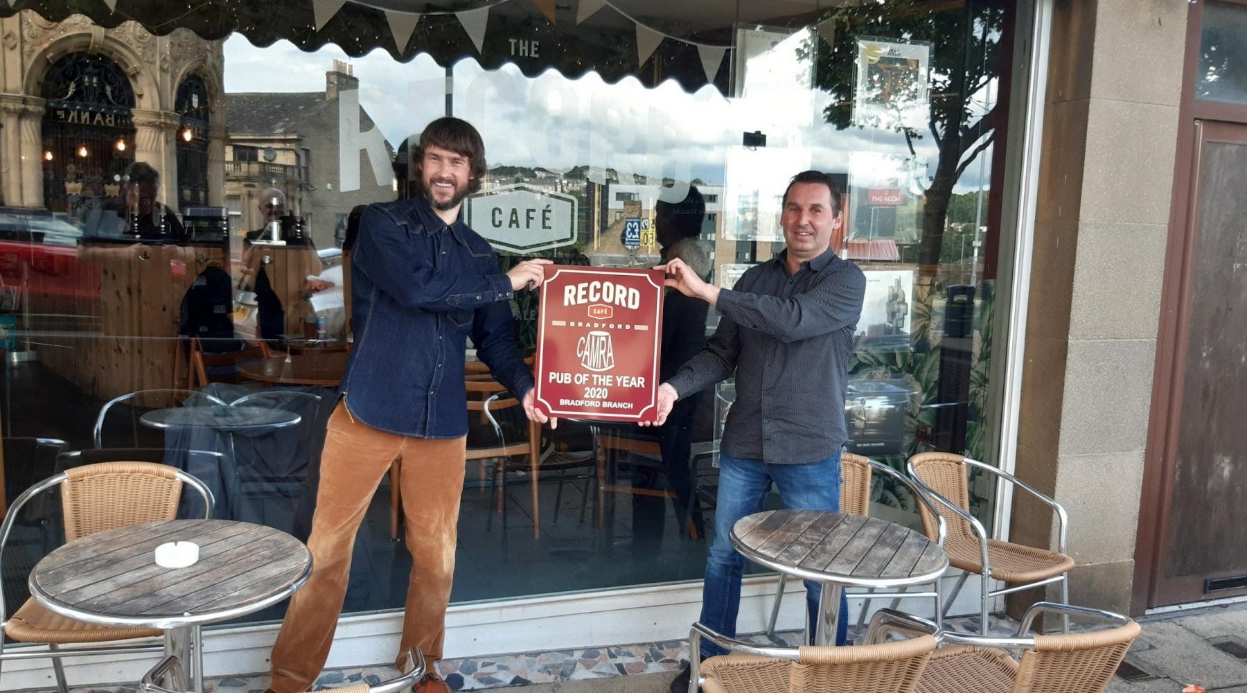 Bradford pub wins award for third time in…