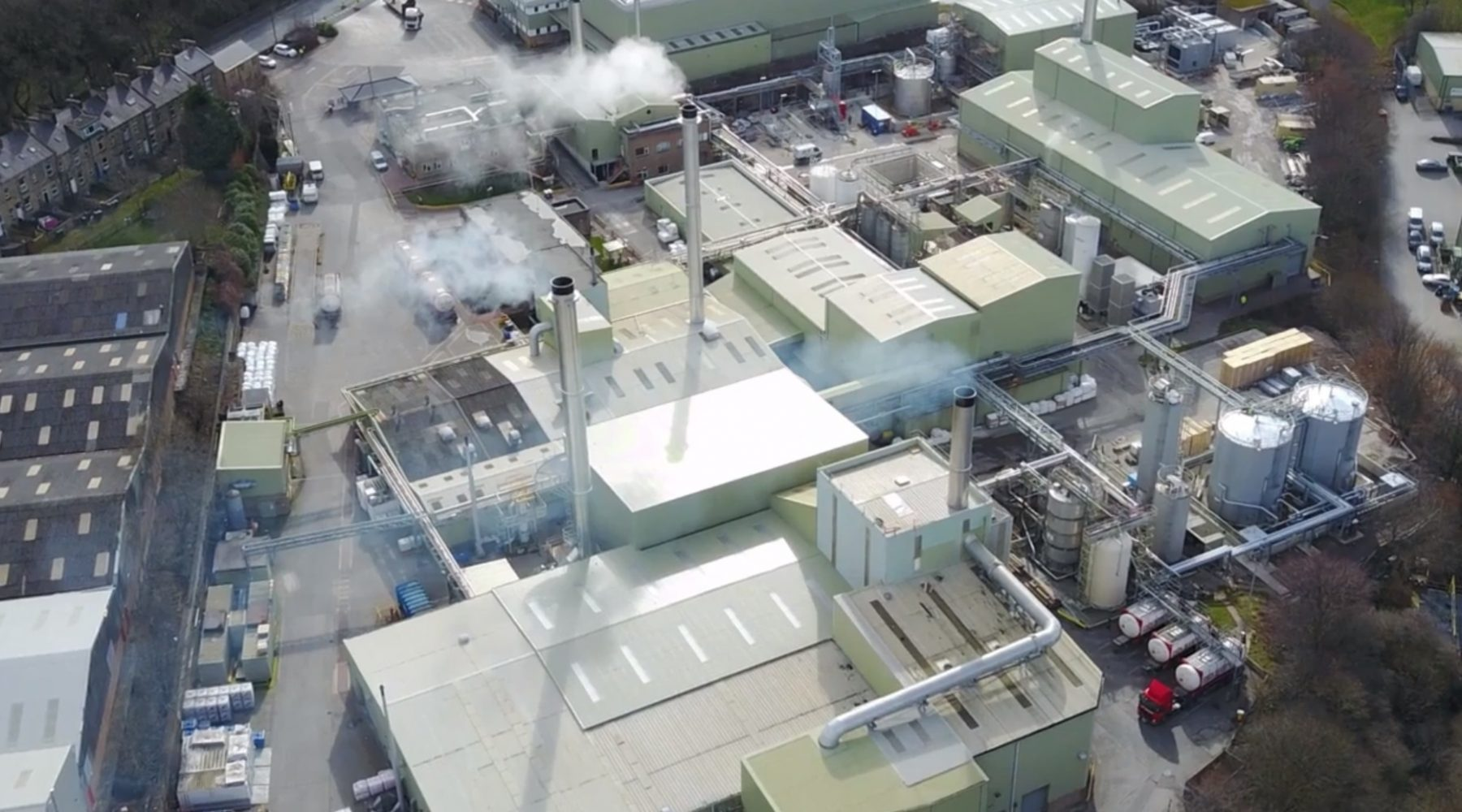 Siemens helps Bradford chemical firm achieve 'record' levels…