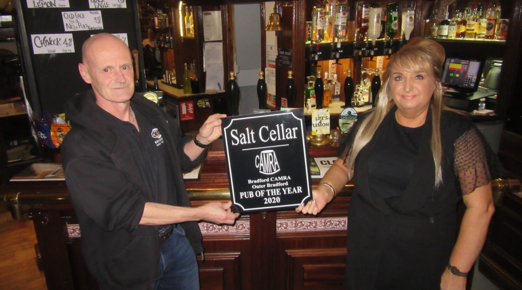 Bradford pubs and clubs receive CAMRA accolades