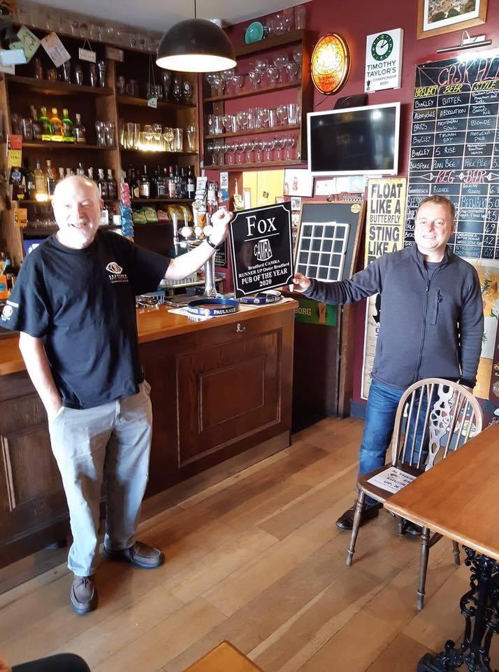 Award-winning real ale pub at Shipley is put…