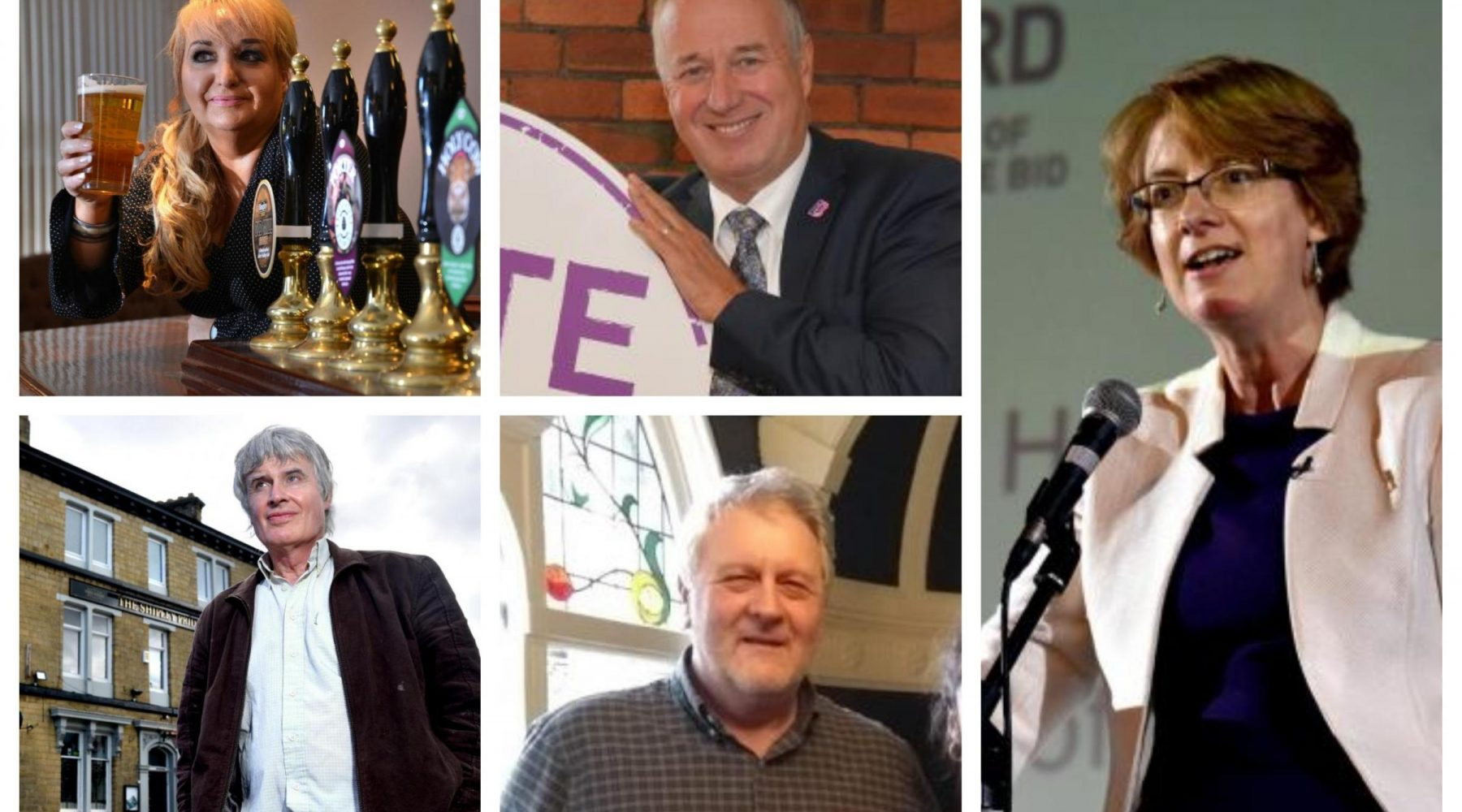 Council and business figures from Bradford react to…