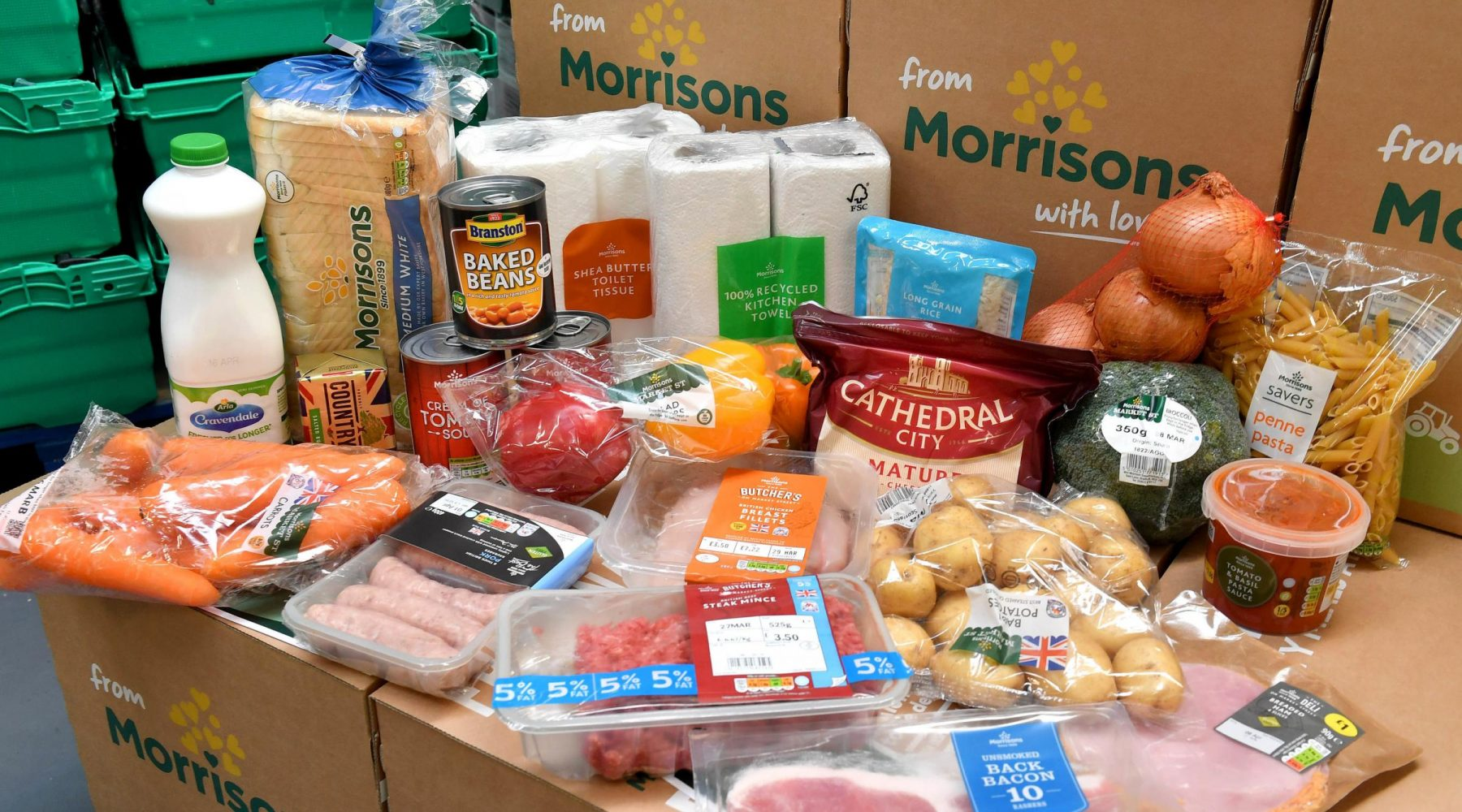 Morrisons unveils new home delivery measures