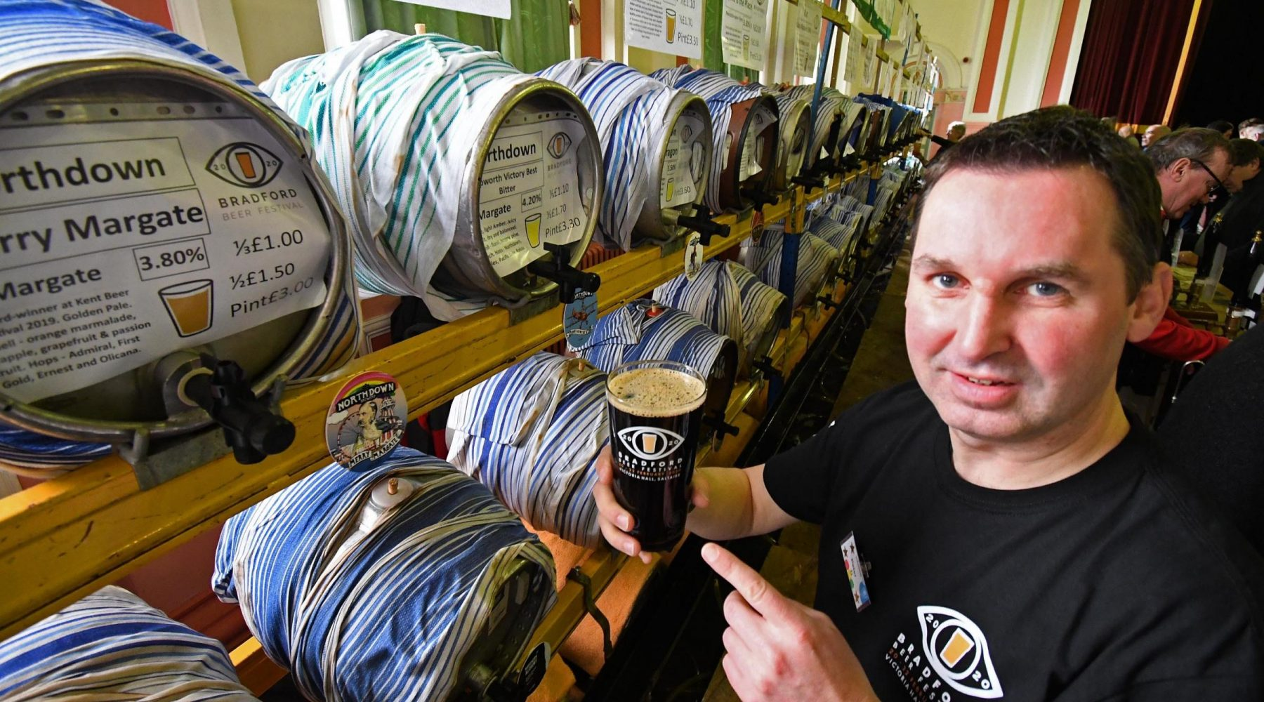 Pubs 'unfairly targeted' by government, says Bradford CAMRA…